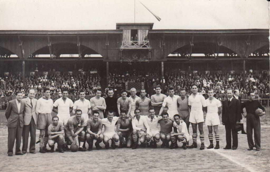 Slavija_Ferencvaros_1940_Mitropa cup