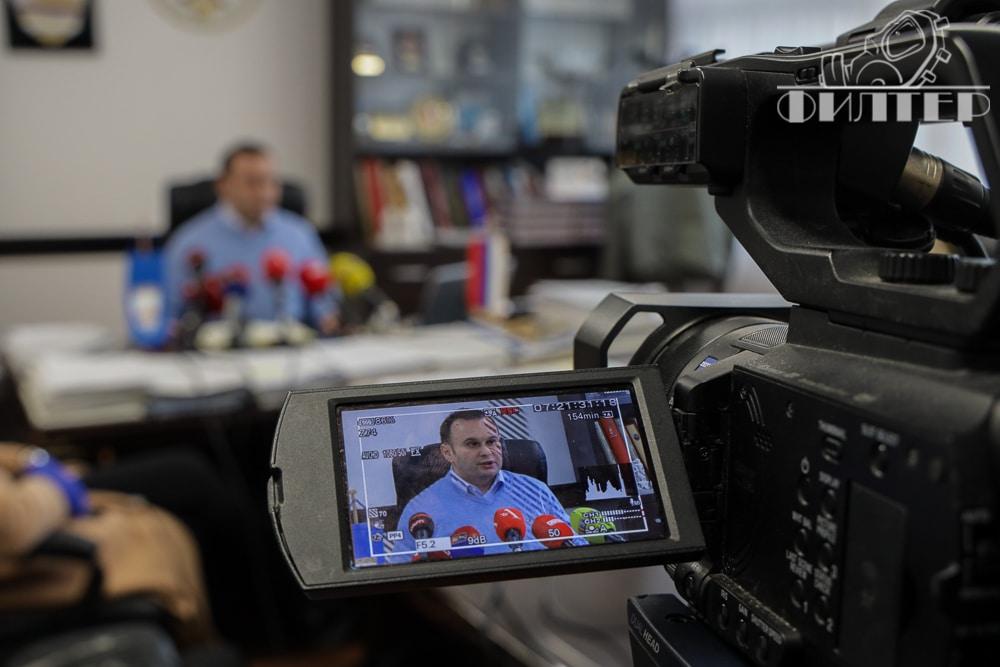 Novoizabrani gradonačelnik Istočnog Sarajeva Ljubiša Ćosić