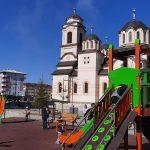 Отворена четири игралишта у Палама